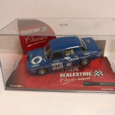 Scalextric: RENAULT 8TS SCX. Lote 205234758