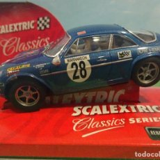 Scalextric: RENAULT ALPINE A-110-ARTICULO NUEVO. Lote 192974548