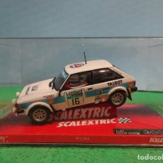 Scalextric: SCALEXTRIC-TALBOT SUMBEAN LOTUS-ARTICULO NUEVO. Lote 192974851