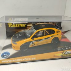 Scalextric: SCALEXTRIC SEAT LEON CLUB SCALEXTRIC 2005 TECNITOYS REF. 6169. Lote 193649507