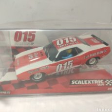 Scalextric: SCALEXTRIC PLYMOUTH AAR CUDA CLUB SCALEXTRIC 2015 TECNITOYS. Lote 270955113