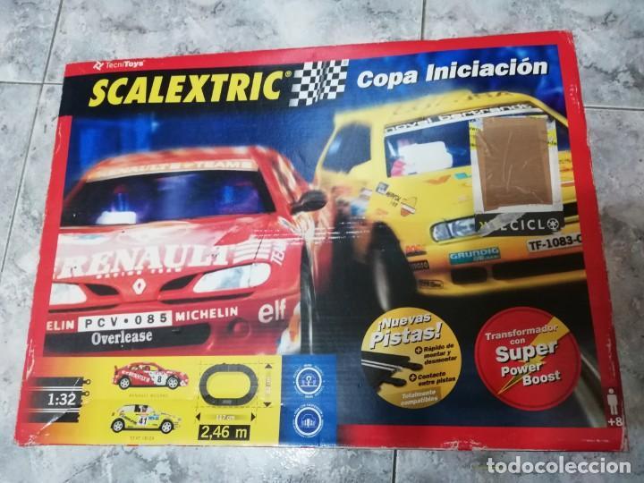 SCALEXTRIC COPA INICIACION (Juguetes - Slot Cars - Scalextric Tecnitoys)