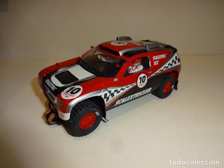 SCALEXTRIC. TT. TOUAREG CLUB SCALEXTRIC 2010 (Juguetes - Slot Cars - Scalextric Tecnitoys)