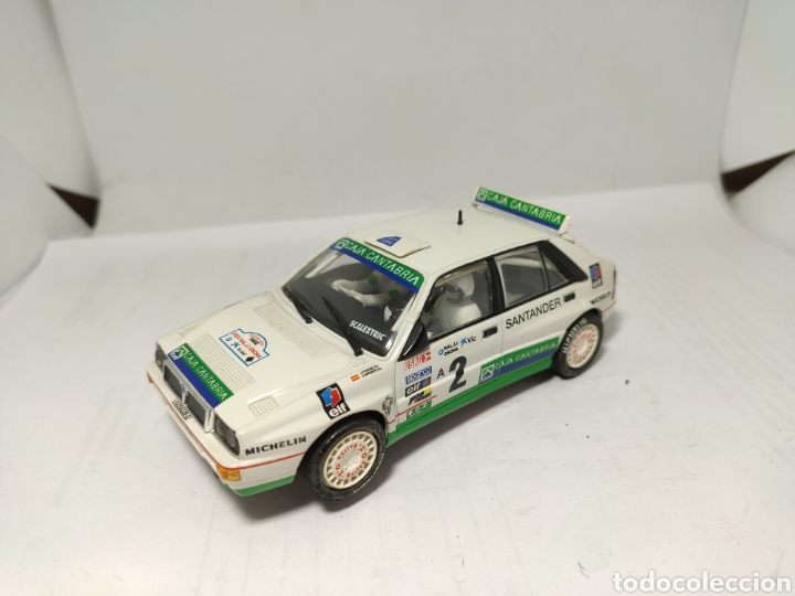 SCALEXTRIC LANCIA DELTA PURAS ALTAYA (Juguetes - Slot Cars - Scalextric Tecnitoys)