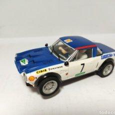Scalextric: SCALEXTRIC FIAT 124 SPYDER ALTAYA. Lote 194224098