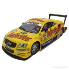 Scalextric: TECNITOYS AUDI TT HOCKENHEIM 2001 SCALEXTRIC SCX SLOT CAR USADO. Lote 194303436