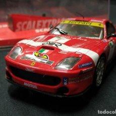 Scalextric: SCALEXTRIC - FERRARI 550 GTS MARANELLO - TECNITOYS. Lote 194364118