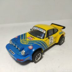 Scalextric: SCALEXTRIC PORSCHE 911CARRERA RS HELLA ALTAYA. Lote 194401306