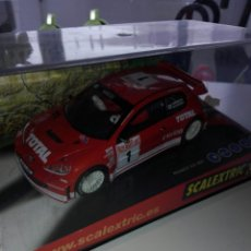 Scalextric: SCALEXTRIC 206 WRC TECNITOYS. Lote 194401766