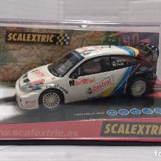 Scalextric: SLOT FORD FOCUS WRC MONTECARLO ESCALA 1:32. Lote 194505330