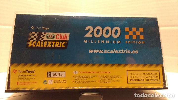 Scalextric: SLOT PORSCHE 911 GT1 MILLENNIUM ESCALA 1:32 - Foto 2 - 194514176