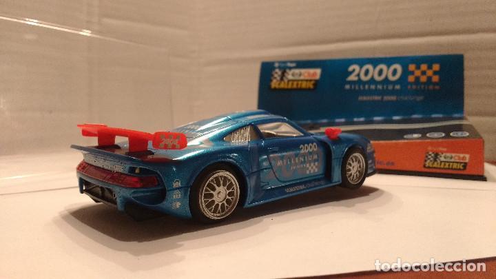 Scalextric: SLOT PORSCHE 911 GT1 MILLENNIUM ESCALA 1:32 - Foto 4 - 194514176
