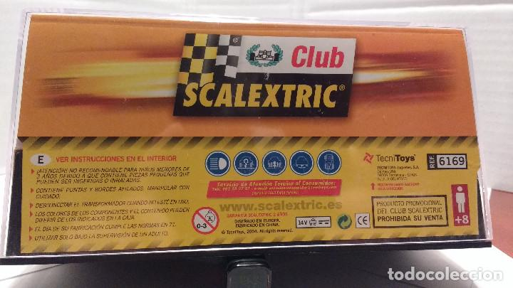 Scalextric: SLOT SEAT LEON 2005 SERIE LTDA. CLUB SCX ESCALA 1:32 - Foto 2 - 194514882