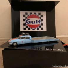 Scalextric: SCALEXTRIC CITROEN DS TISSIER GULF. Lote 194584200