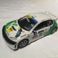 Scalextric: COCHE SCALEXTRIC TECNITOYS PEUGEOT 206 WRC. Lote 194644008