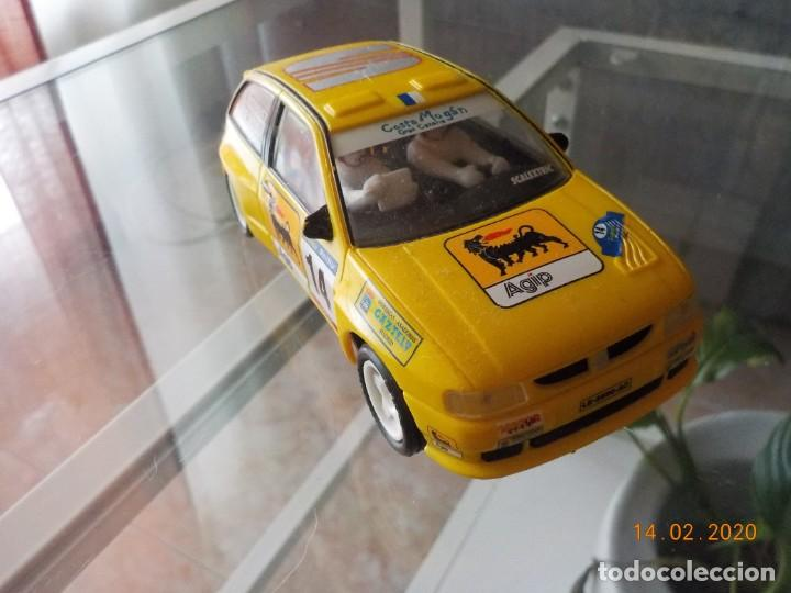 SEAT IBIZA SCALECTRIC TECNITOYS (Juguetes - Slot Cars - Scalextric Tecnitoys)