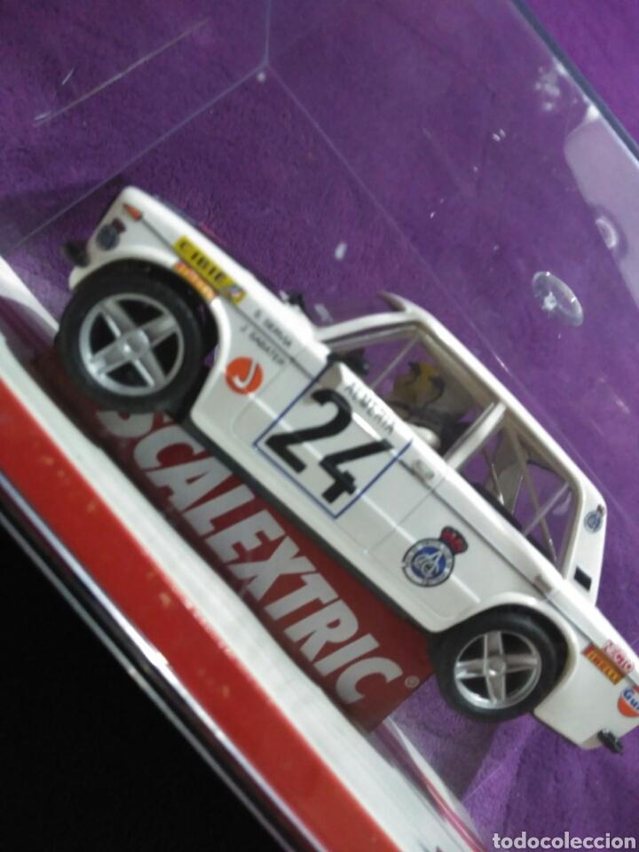 Scalextric: SLOT SCALEXTRIC SEAT 1430 1800 NÚMERO 24 SALVADOR SERBIA Y JORDI SABATER 7 RALLY DE MONTECARLO 1977 - Foto 11 - 194878912