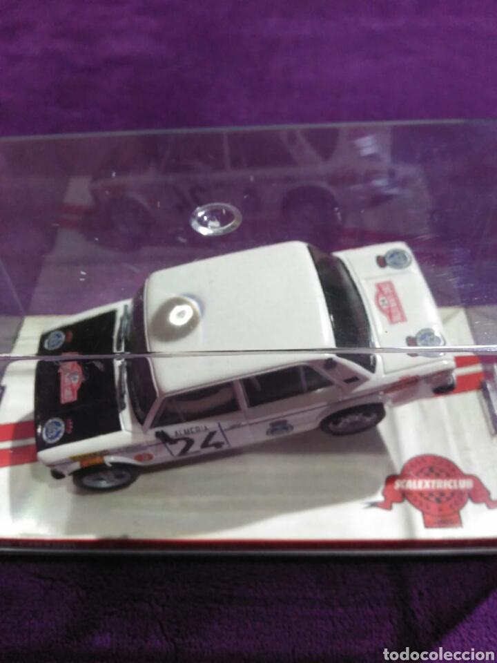 SLOT SCALEXTRIC SEAT 1430 1800 NÚMERO 24 SALVADOR SERBIA Y JORDI SABATER 7 RALLY DE MONTECARLO 1977 (Juguetes - Slot Cars - Scalextric Tecnitoys)