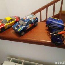 Scalextric: LOTE 2 COCHES SCALEXTRIC MAS1 MANDO. Lote 195007097