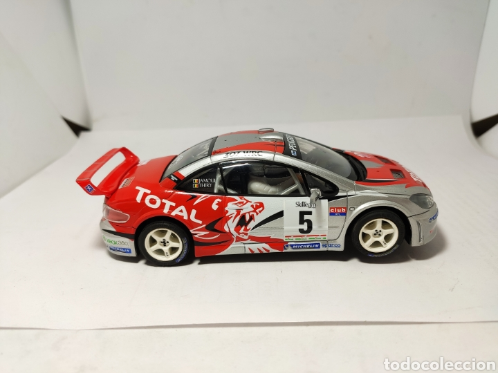 Scalextric: SCALEXTRIC PEUGEOT 307 WRC TECNITOYS - Foto 3 - 195015511