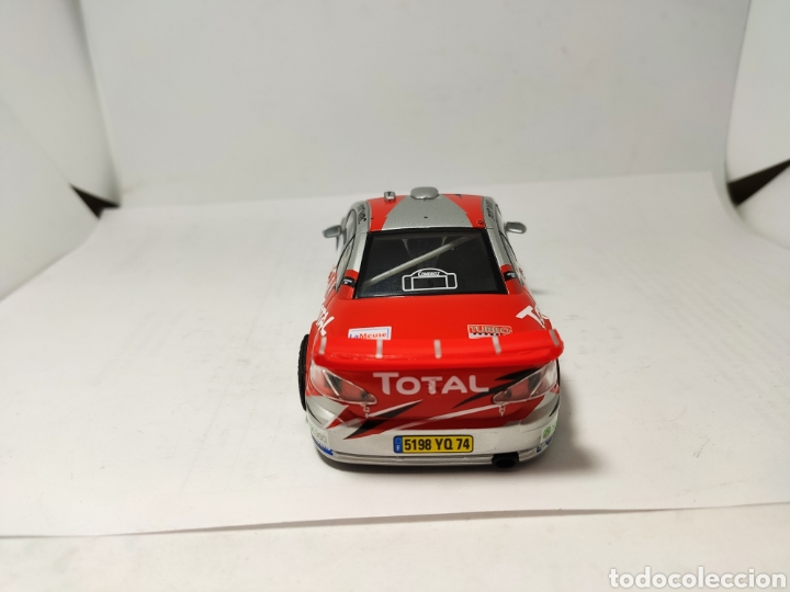Scalextric: SCALEXTRIC PEUGEOT 307 WRC TECNITOYS - Foto 4 - 195015511