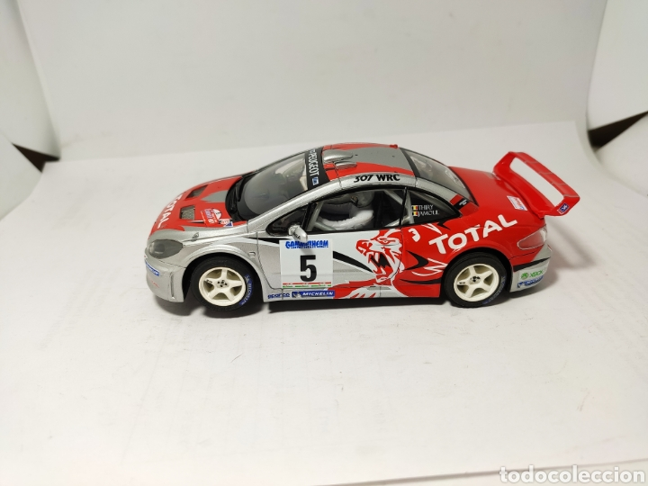 SCALEXTRIC PEUGEOT 307 WRC TECNITOYS (Juguetes - Slot Cars - Scalextric Tecnitoys)