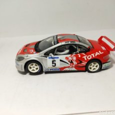 Scalextric: SCALEXTRIC PEUGEOT 307 WRC TECNITOYS. Lote 195015511