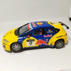 Scalextric: SCALEXTRIC SEAT LEON WTCC TECNITOYS ALTAYA. Lote 195015713