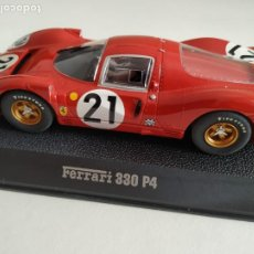 Scalextric: SUPERSLOT FERRARI 330 P4. Lote 195015730