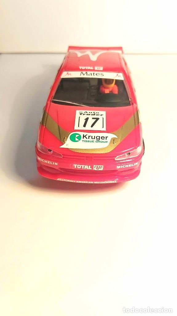 Scalextric: Scalextric - SRS - Peugeot 406 Versión Total años 90 - Ref 6010 funciona - Foto 5 - 195016653