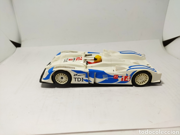 SCALEXTRIC AUDI R10 TECNITOYS (Juguetes - Slot Cars - Scalextric Tecnitoys)