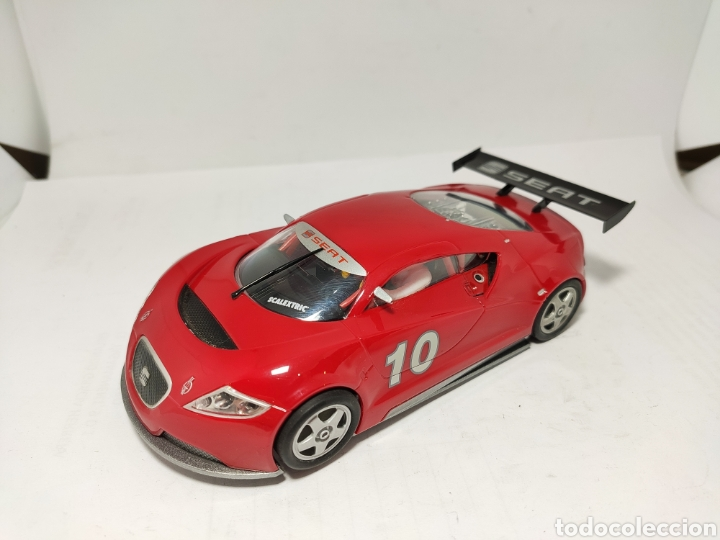 SCALEXTRIC SEAT CUPRA GT TECNITOYS (Juguetes - Slot Cars - Scalextric Tecnitoys)