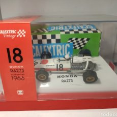 Scalextric: SCALEXTRIC HONDA F1 VINTAGE TECNITOYS REF. 6381. Lote 195161621