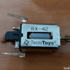 Scalextric: MOTOR RX 42 SCALEXTRIC. Lote 195225416