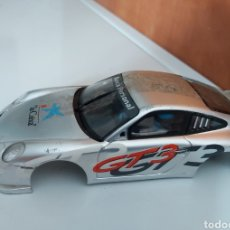 Scalextric: CARROCERIA Y PORSCHE 911 GT3 SCALEXTRIC. Lote 195227593