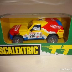 Scalextric: SCALEXTRIC. NISSAN PATROL PONSA. REF. 6510. Lote 195326675