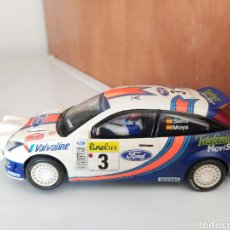 Scalextric: FORD FOCUS WRC SCALEXTRIC NUEVO. Lote 195326728