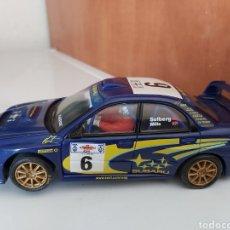 Scalextric: SUBARU WRC SCALEXTRIC NUEVO SOLBERG.. Lote 195327291