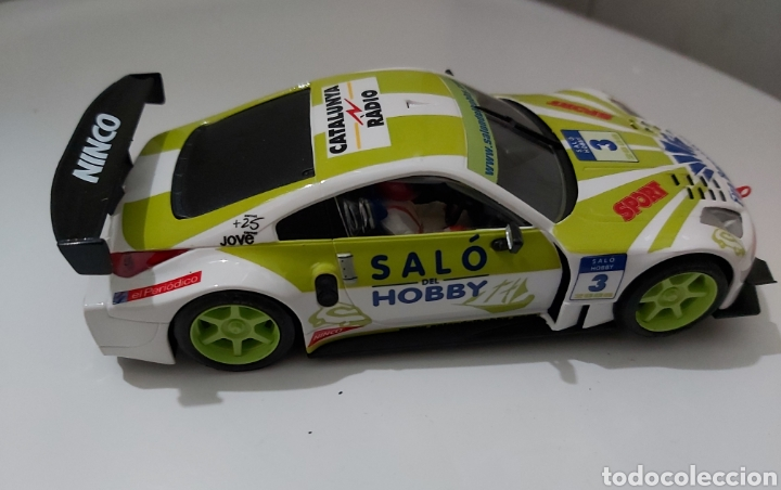 Scalextric: Nissan 350Z salo hobby ninco tipo scalextric - Foto 3 - 195327656