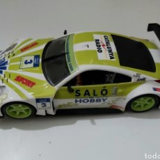 Scalextric: NISSAN 350Z SALO HOBBY NINCO TIPO SCALEXTRIC. Lote 195327656