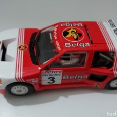 Scalextric: PEUGEOT 205 SPIRIT TIPO SCALEXTRIC. Lote 195327985