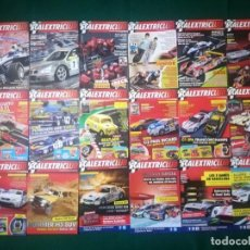 Scalextric: SCALEXTRIC CLUB (LOTE DE 37 REVISTAS). Lote 195330941