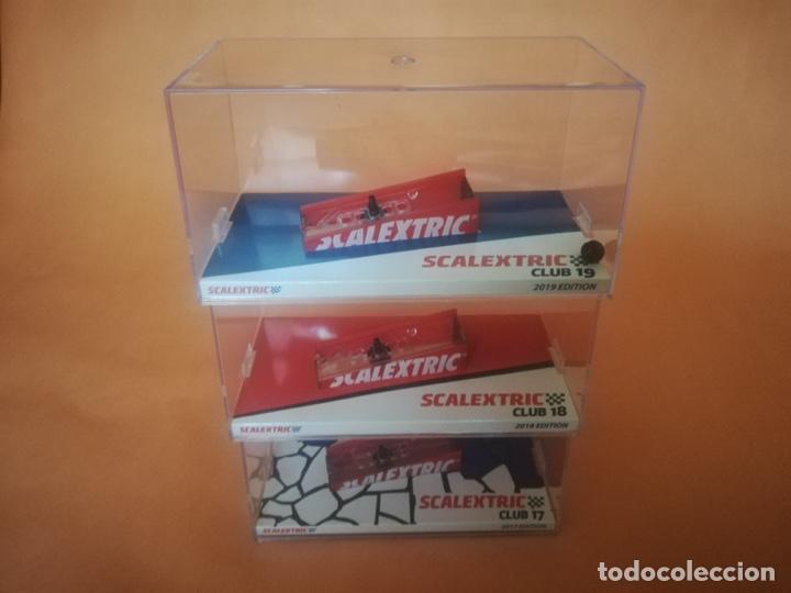 Scalextric: SCALEXTRIC - CAJAS VACIAS CLUB - Foto 3 - 195332156