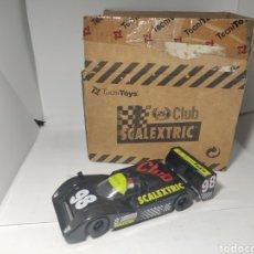 Scalextric: SCALEXTRIC JAGUAR CLUB SCALEXTRIC 1998 TECNITOYS. Lote 195363046
