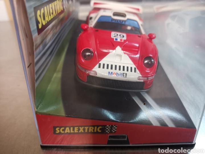 Scalextric: Coche scalextric de Tecnitoys Porsche 912 GT1 Mòbil nº29 ref. 6006 - Foto 3 - 195388602