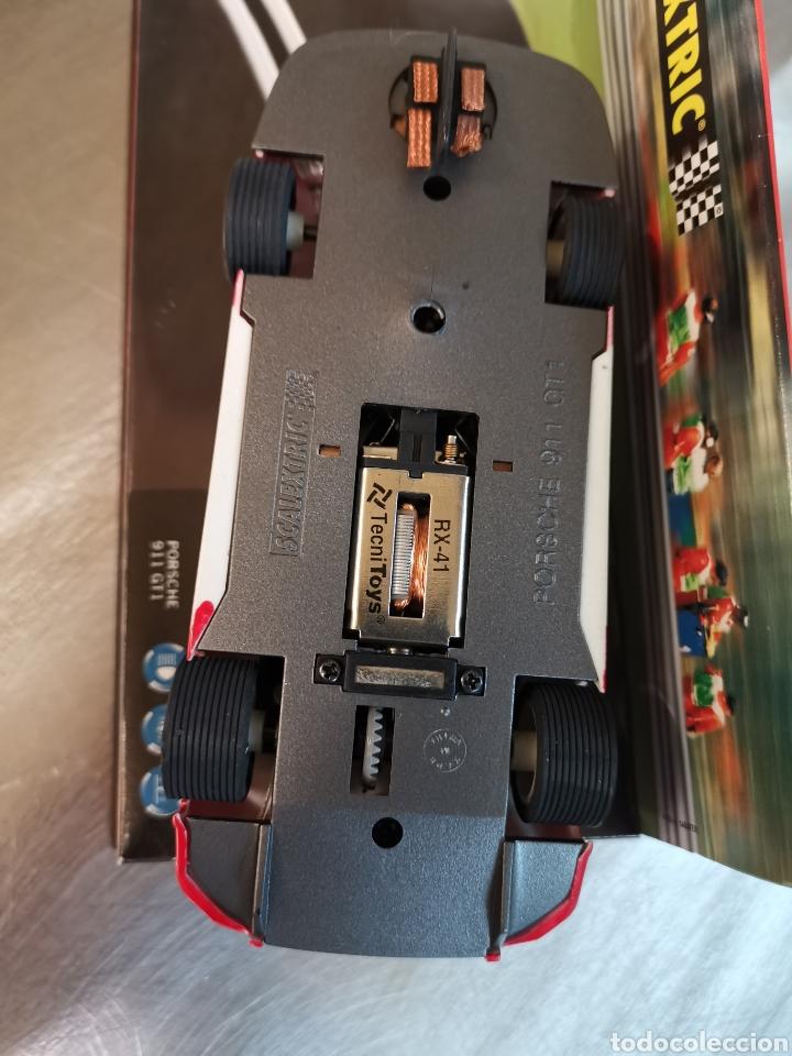 Scalextric: Coche scalextric de Tecnitoys Porsche 912 GT1 Mòbil nº29 ref. 6006 - Foto 7 - 195388602