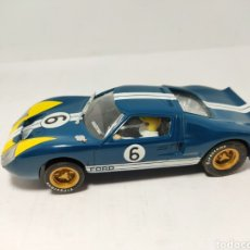 Scalextric: SCALEXTRIC FORD GT 40 ALTAYA TECNITOYS. Lote 195435433