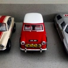 Scalextric: SCALEXTRIC TRES COCHES DE ALTAYA. Lote 195454677