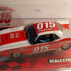 Scalextric: PLYMOUTH ARR CUDA DEL CLUB SCALEXTRIC. Lote 195507993