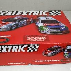 Scalextric: SCALEXTRIC RALLY DE ARGENTINA, CIRCUÍTO C1 COMPLETO. Lote 207110847